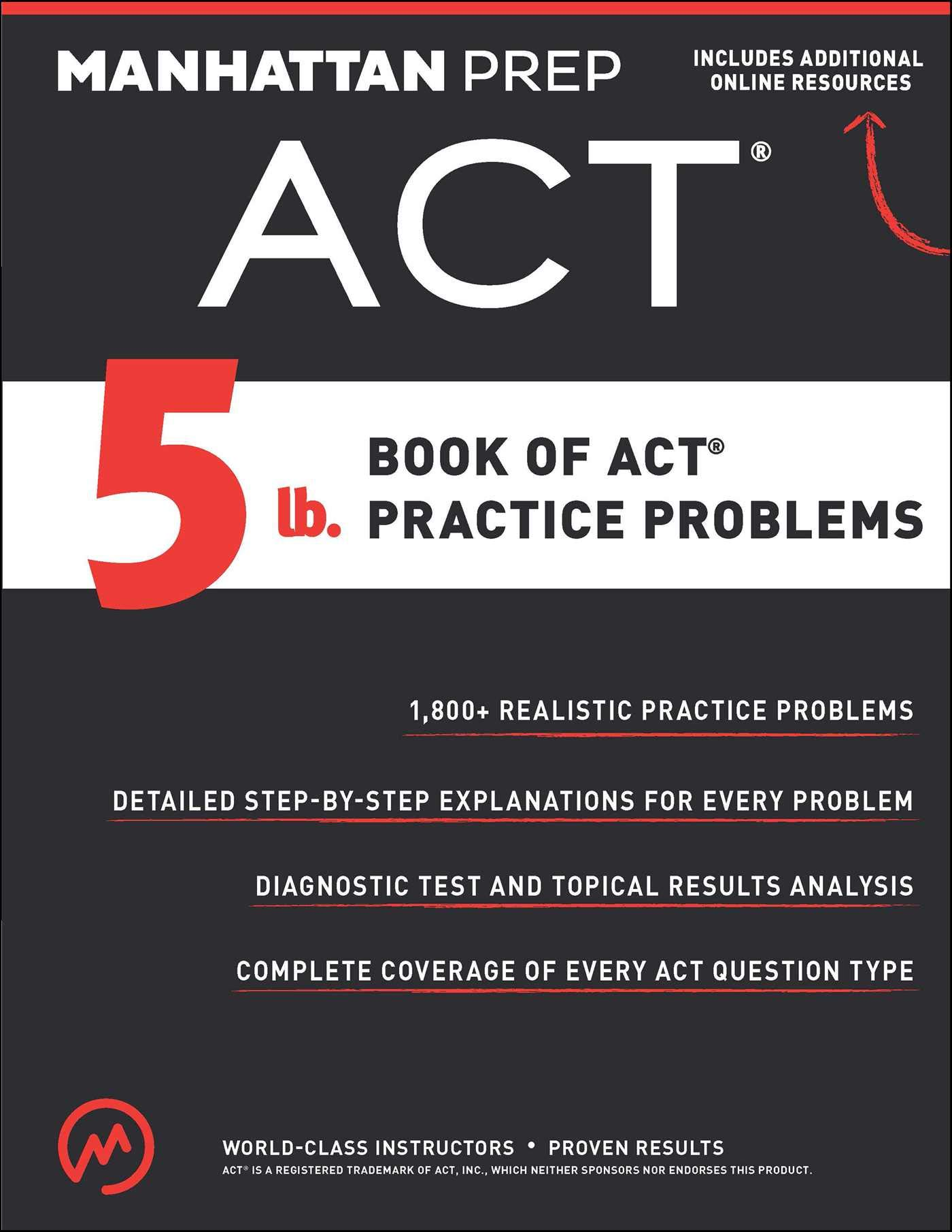 5 Best ACT Prep Books: Choose the Best ACT Prep Book!