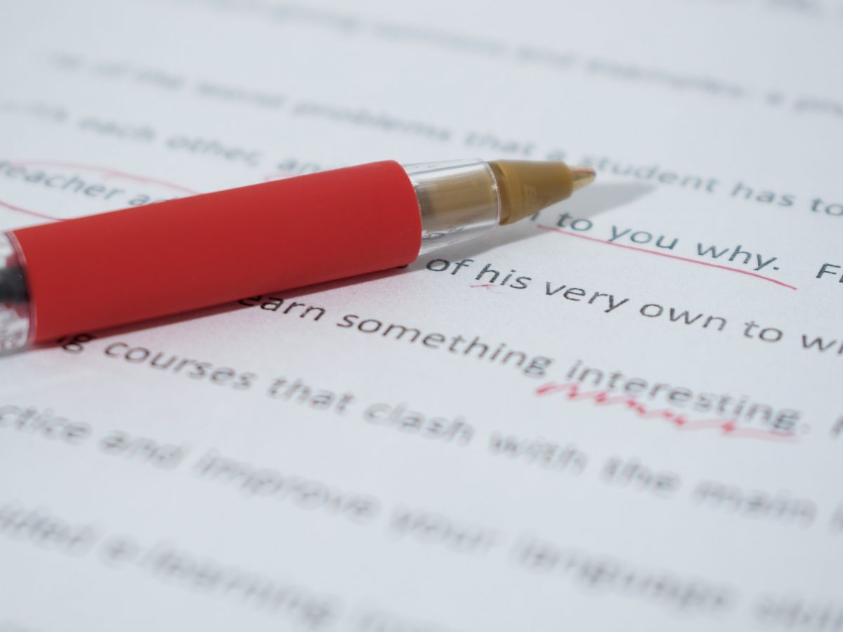 Benefits of Private Writing Tutoring