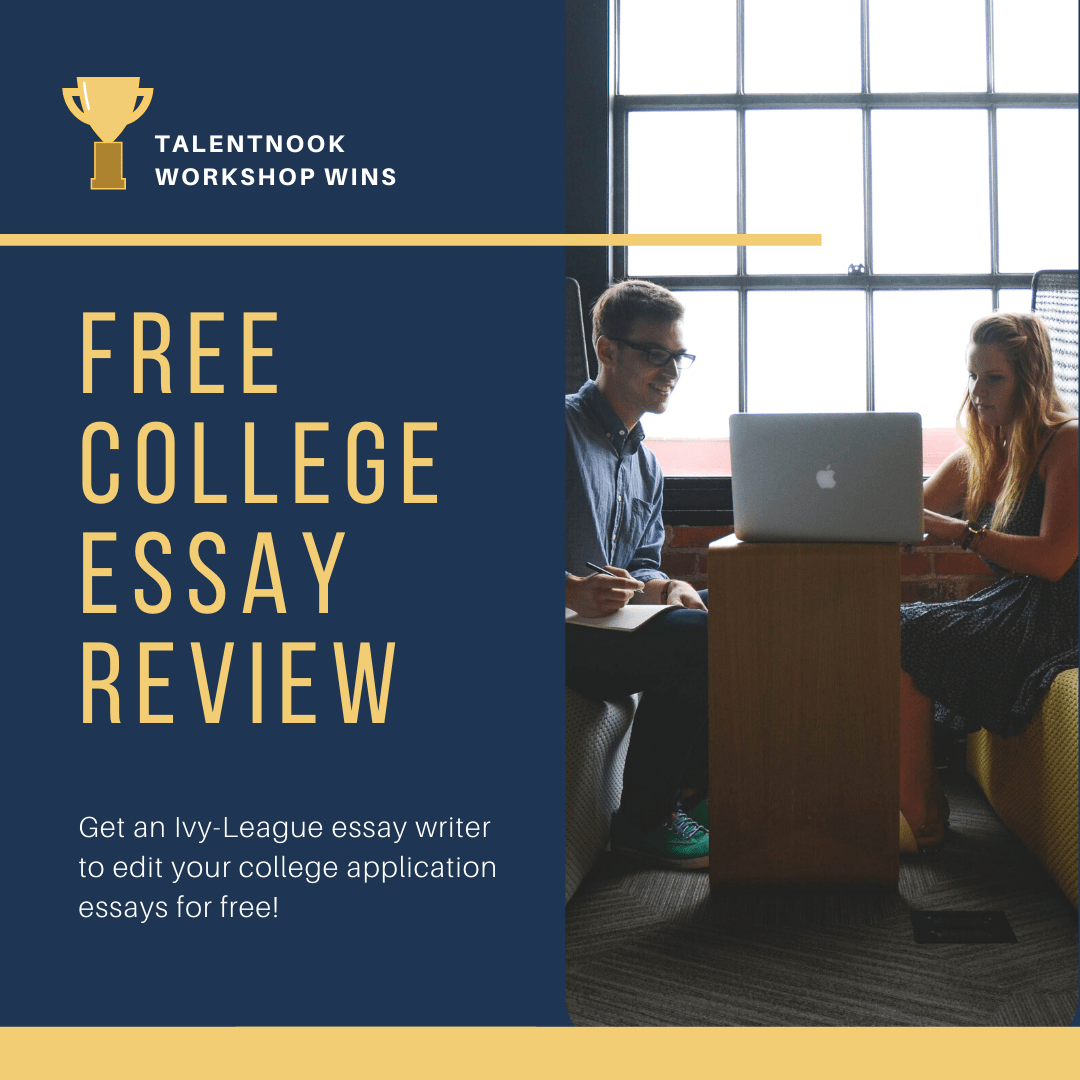 Free College Essay Review