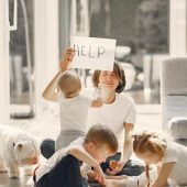 Tired of Homeschooling? Here's How to Beat the Burn-out