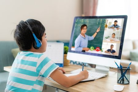 Online Learning Pods - How Learning is Kept Alive During the Pandemic