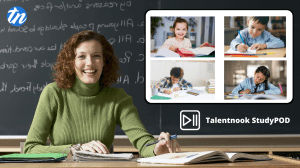Talentnook StudyPODs Offer Convenient and Affordable Online Learning for Kids