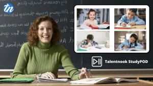 Talentnook StudyPODs Offer Convenient and Affordable Online Learning for Kids