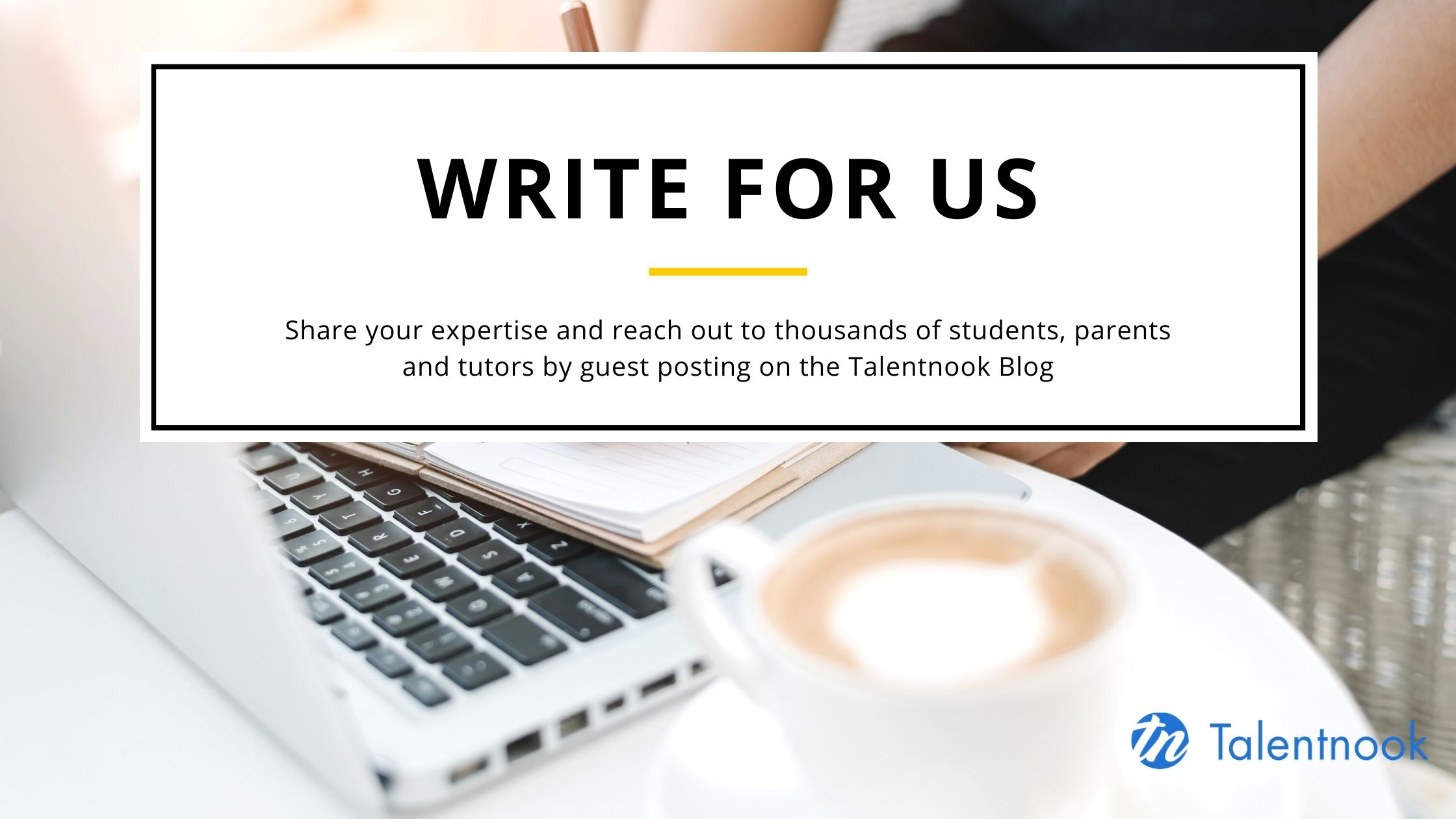 Write for Us – Become a Contributor