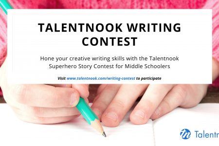 Hone your Creative Writing Skills with the Talentnook Writing Contest for Middle Schoolers