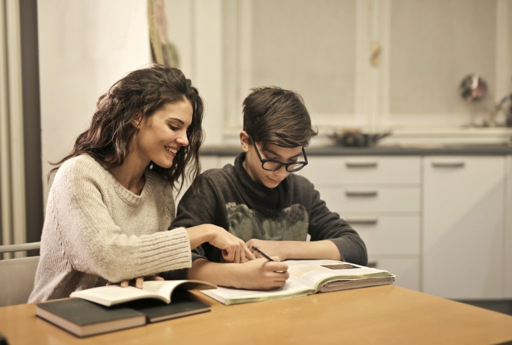 Improve the Writer in your Child, Not the Writing!